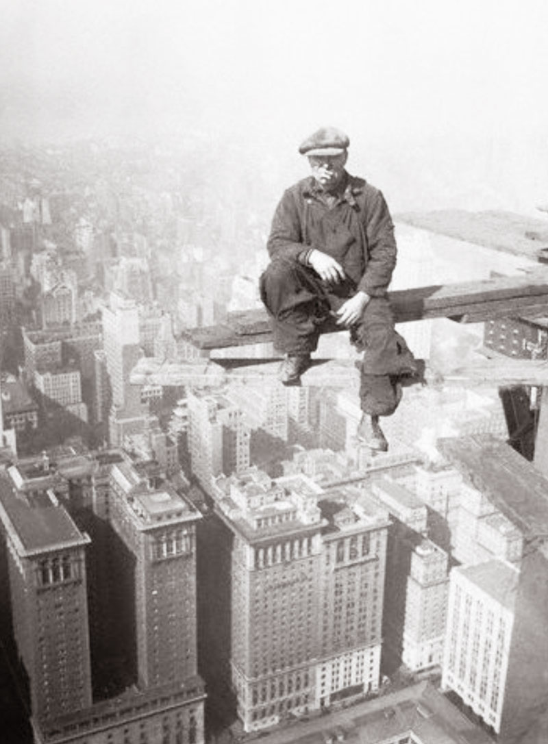empire state building deaths construction