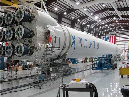 hangar spacex falcon 9 high resolution - photo #9