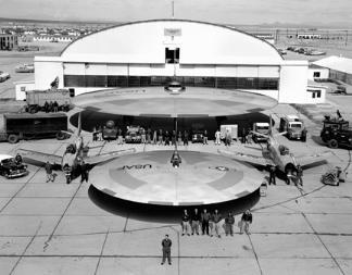 Top Secret United States flying saucers?   Markosun's Blog