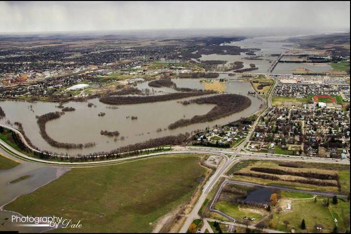 Manitoba Flood 2011 Markosun S Blog