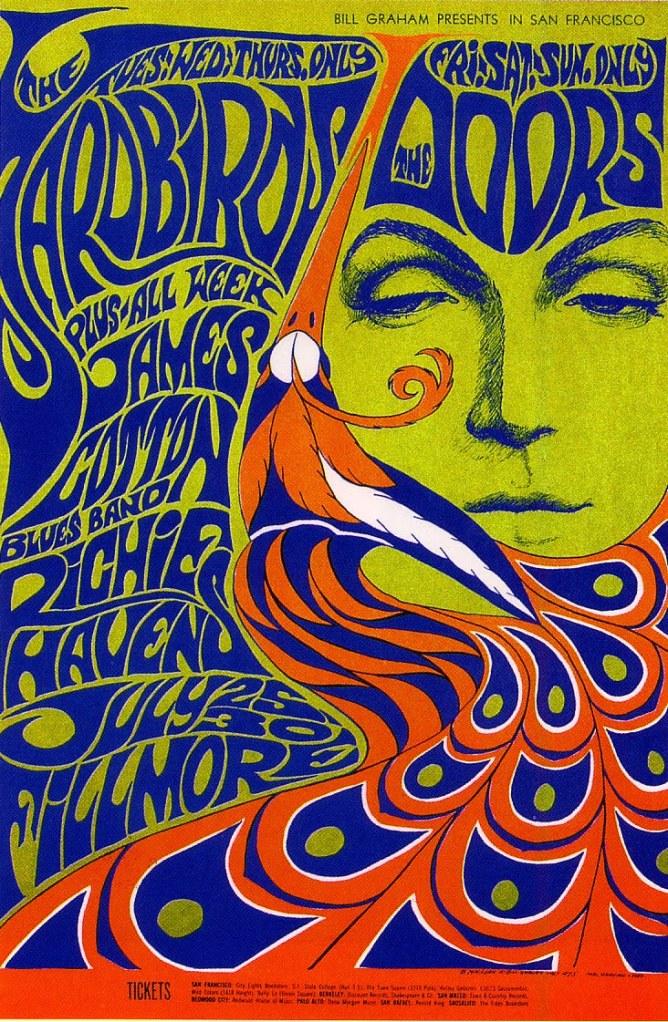 Art hippie et psychédélique Postersx1