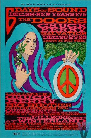 Art hippie et psychédélique Postersx13