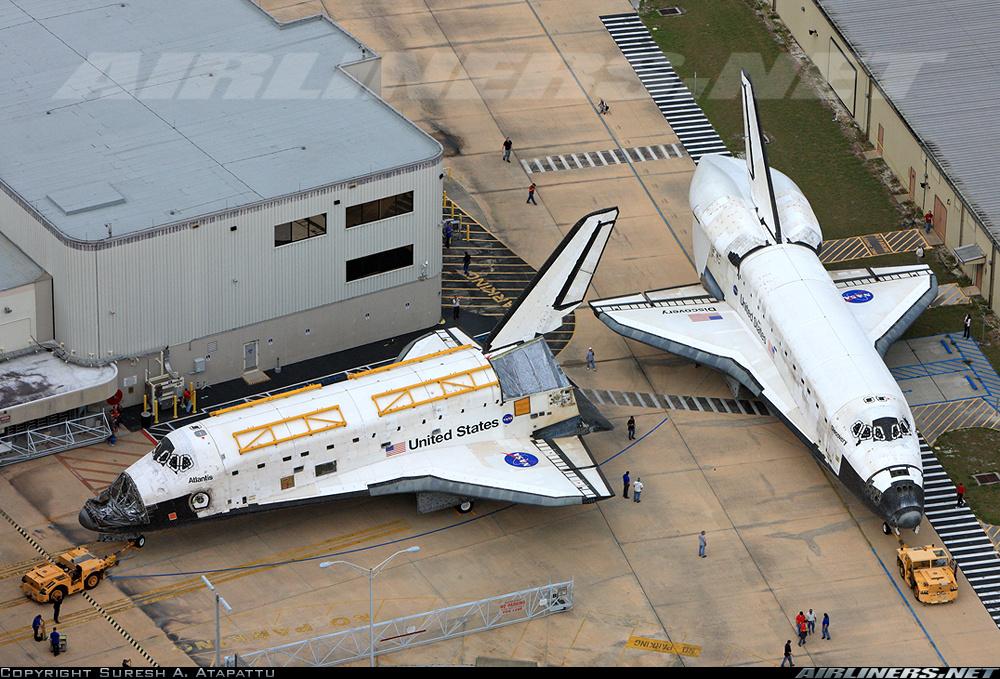 space shuttle fleet - photo #21