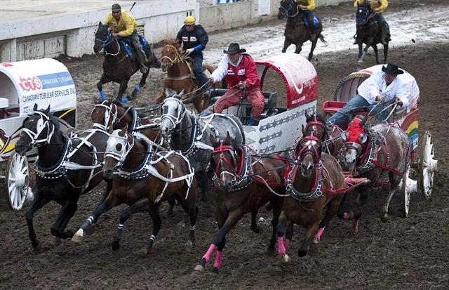 Calgary Stampede Celebrates 100th Anniversary With Limited