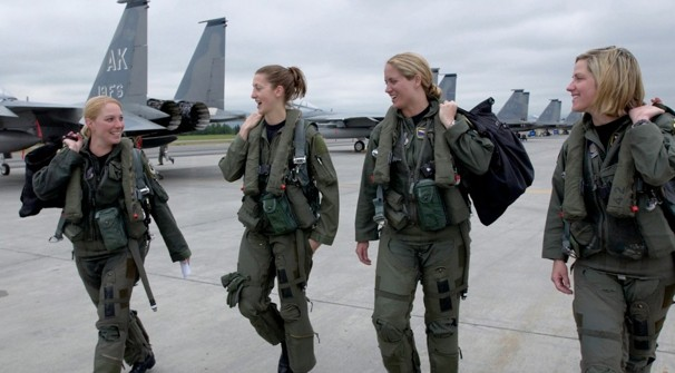 a look at women in combat in the united states Defense secretary ashton b carter announced the decision to open all combat jobs in the united states military restricted women from combat roles.
