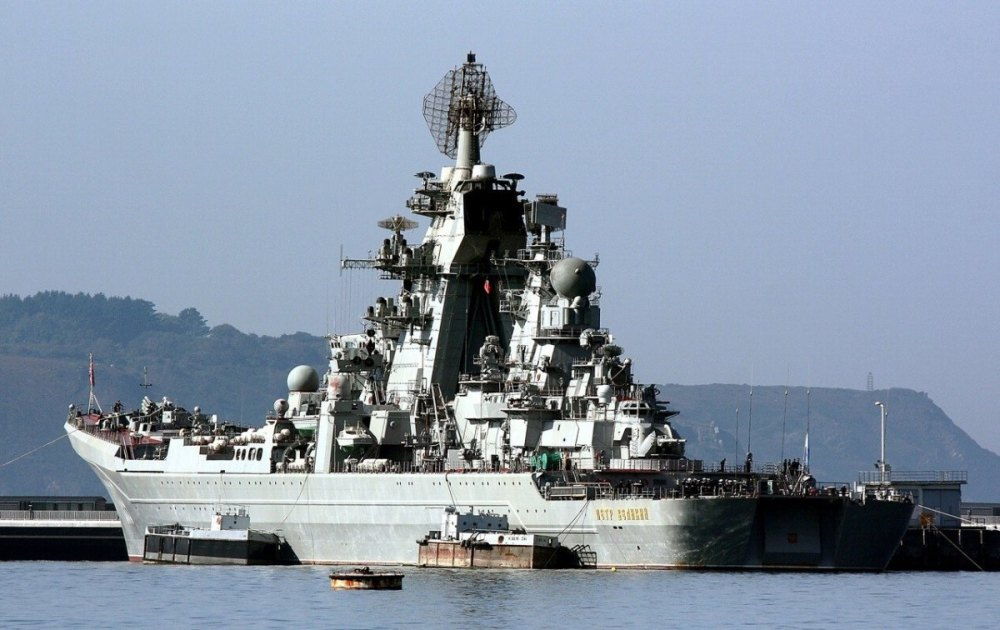 Russian Warships in Eastern Mediterranean to Protect ...  |Russian Navy Cruisers