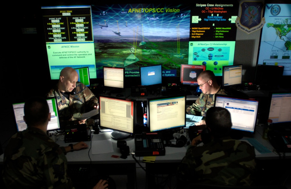 Air Force Cyber Command online for future operations