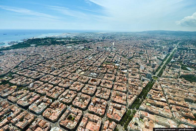 барса город испания фото