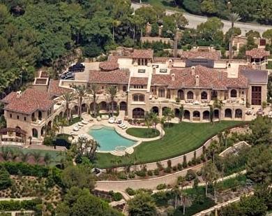 mansion eddie murphy