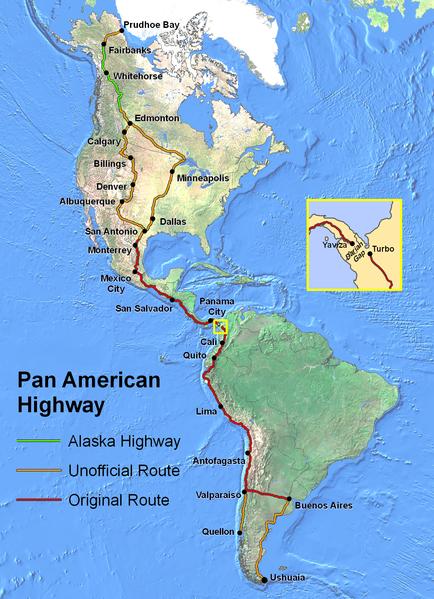 darien PanAmericanHwy