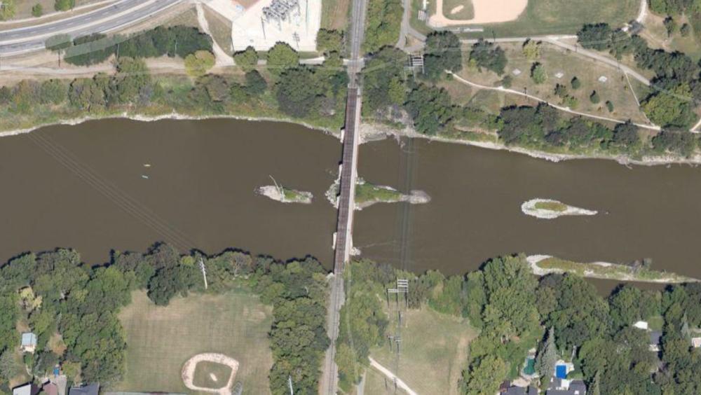 bridge omands creek