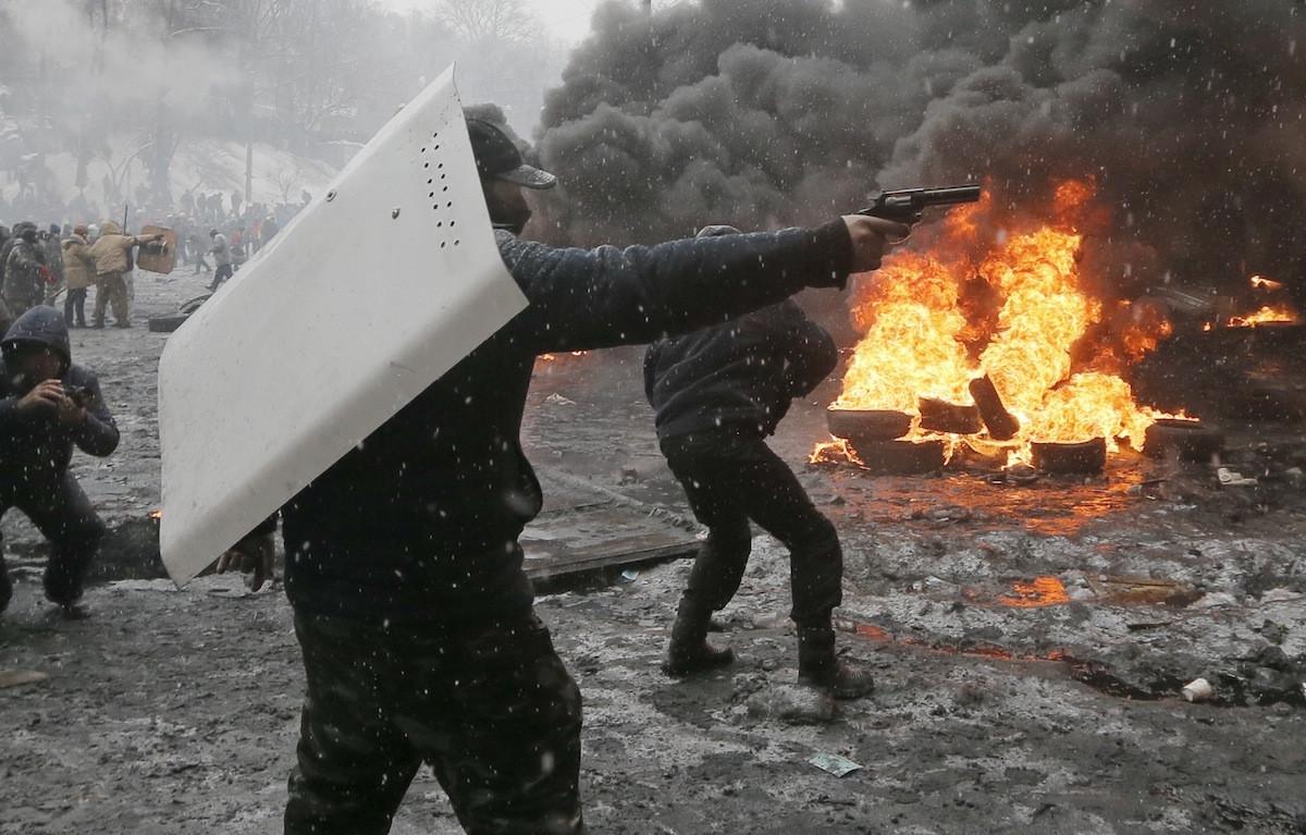 ukraine3Ukraine Protest 2014