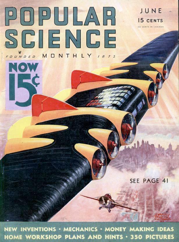 Popular Science Magazine Logo