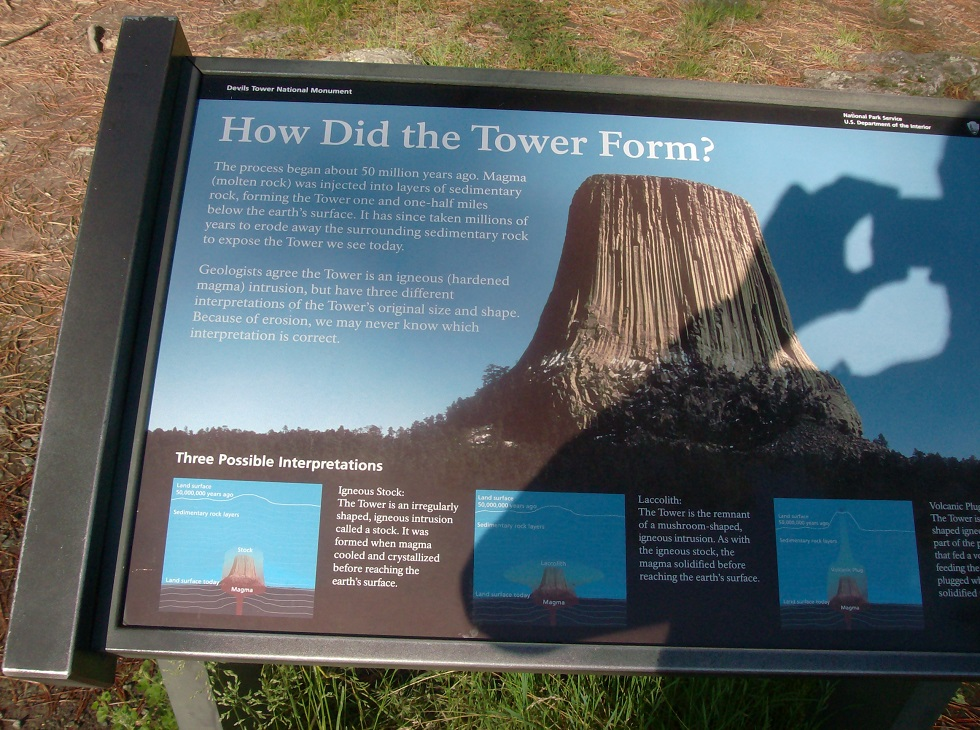 Close Encounter with the Devils Tower | Opinion - Liberal