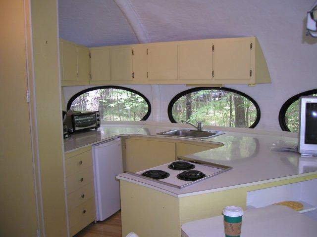 UFO House better than a Cottage | Markosun\'s Blog