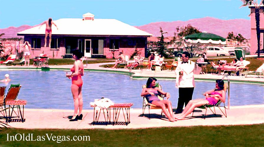 las vegas2 desert inn 1950