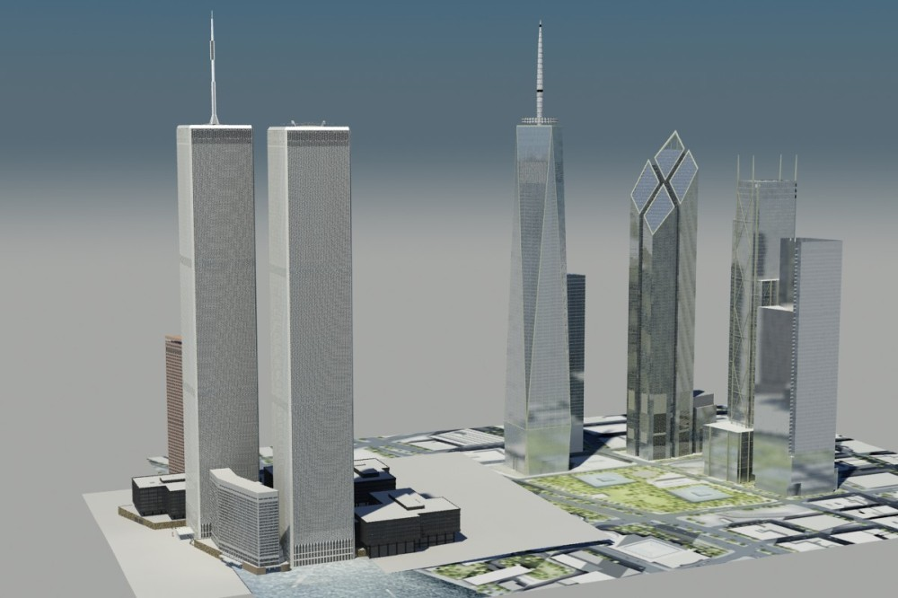 Wtc New Building Progress