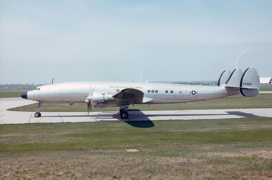 Lockheed VC-121E