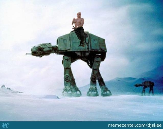 Vladimir Putin has an uncanny magical ability to jump on ... Vladimir Putin Funny Bear
