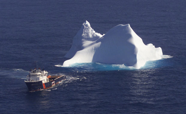 Long Distance Towing >> Towing Icebergs | Markosun's Blog