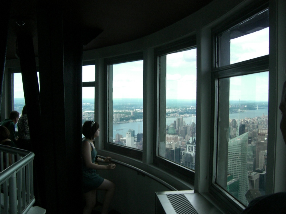 Empire state building observation decks opinion liberal for House plans with observation deck