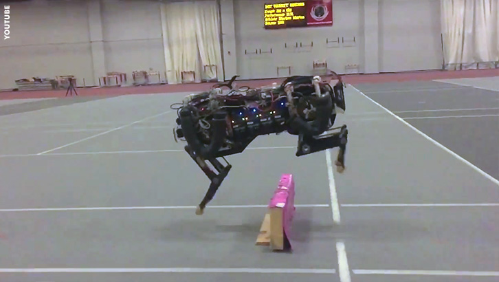 MIT-Cheetah-Robot-Jumps-Obstacles
