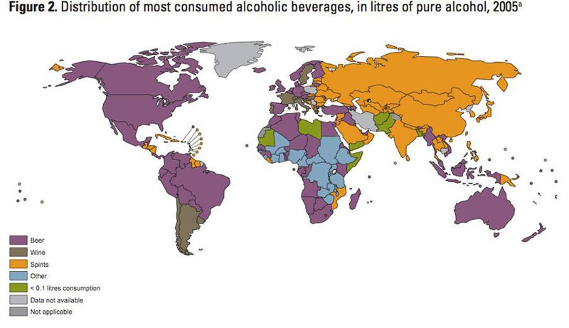 mapsdrink-popularity-by-country