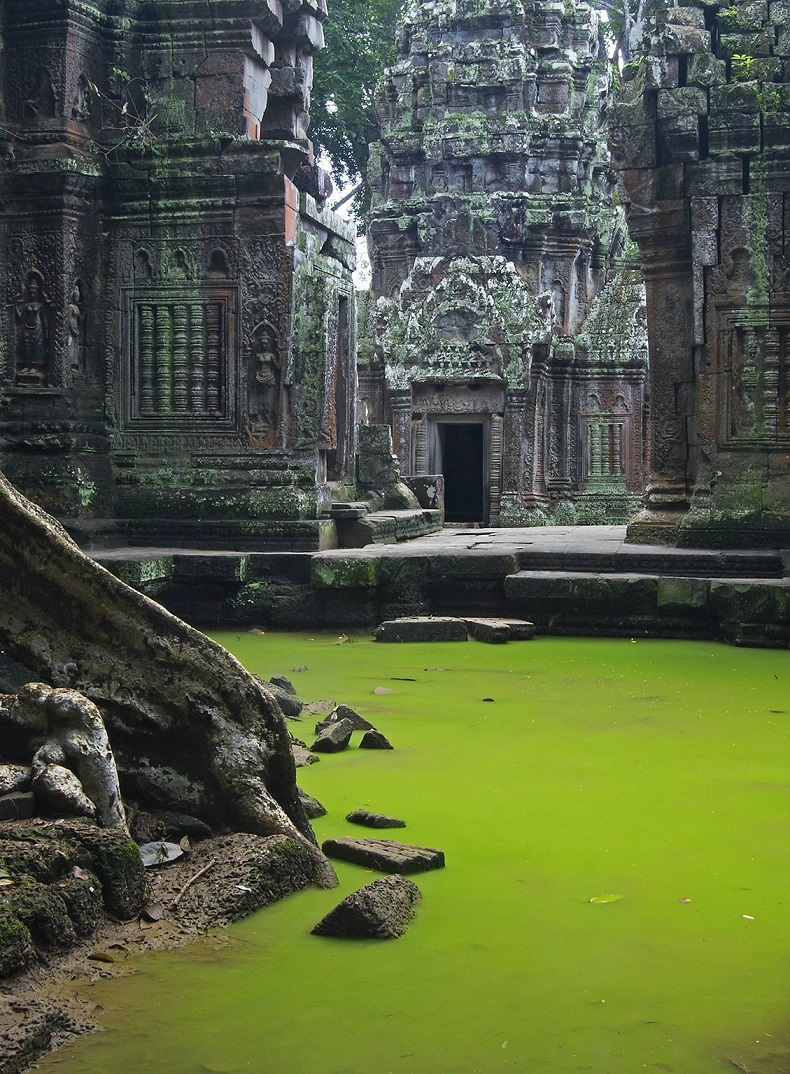 Mysterious Temples In World
