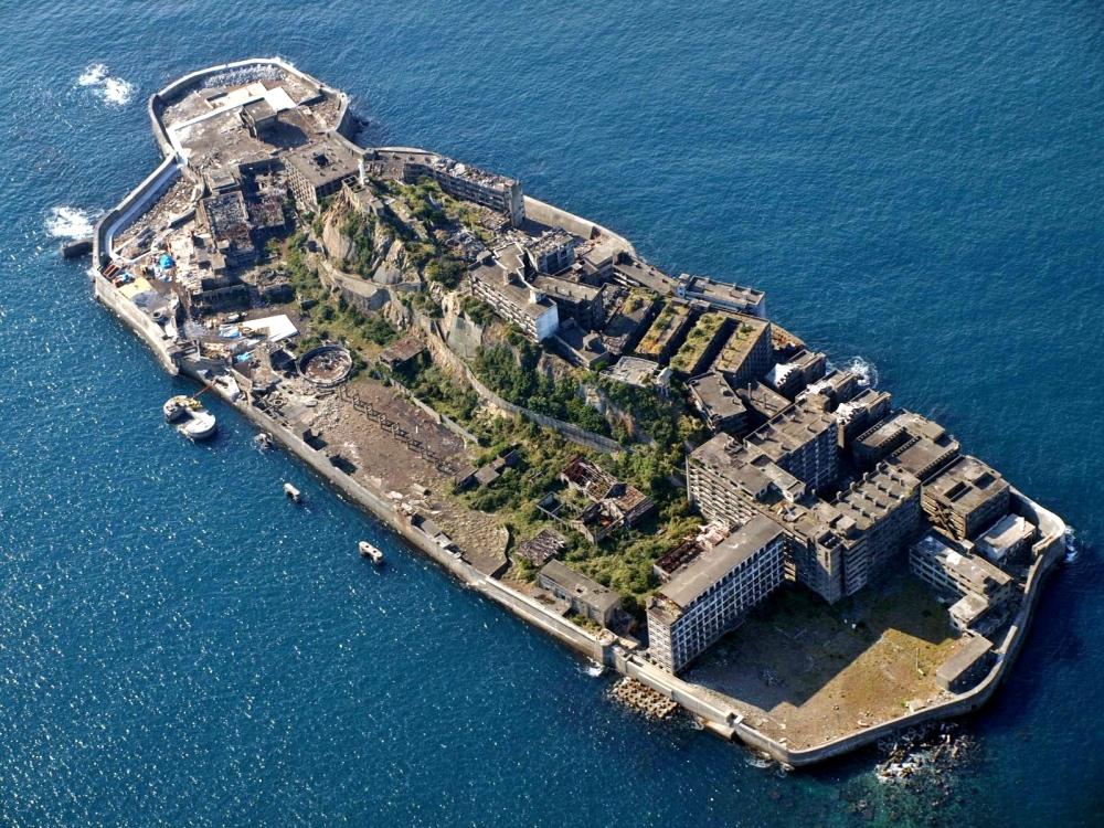 air battleship island japan