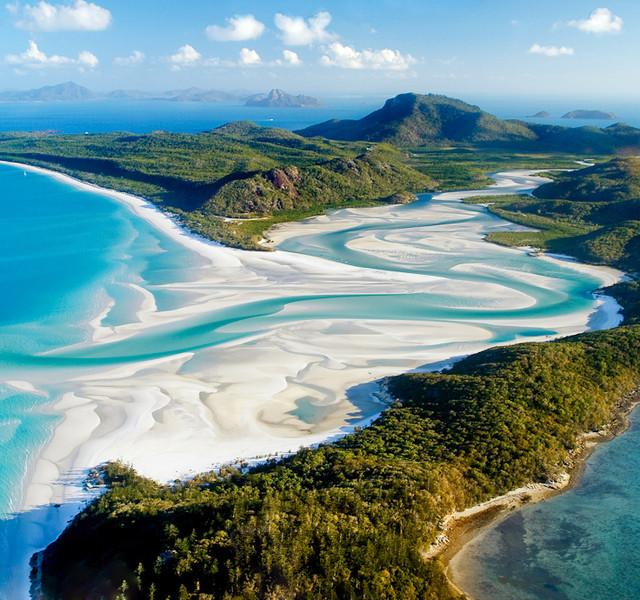 air whitsunday island australia