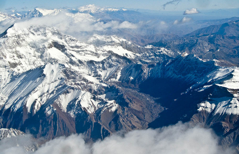 The Andes Mountain Range: Rugged and Stunning | Markosun's ...