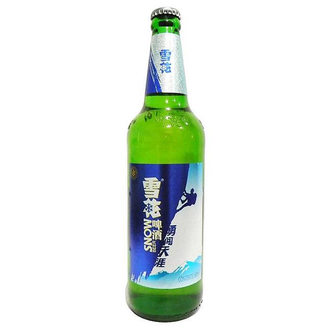 beer #1 snow china