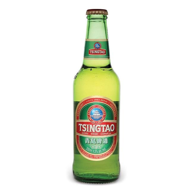 beer #2 Tsingtao (China)