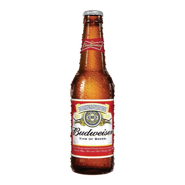 beer #4 budweiser