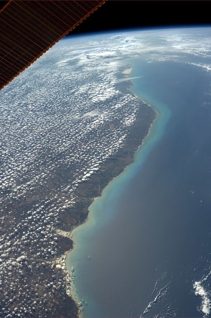 space ne coast brazil