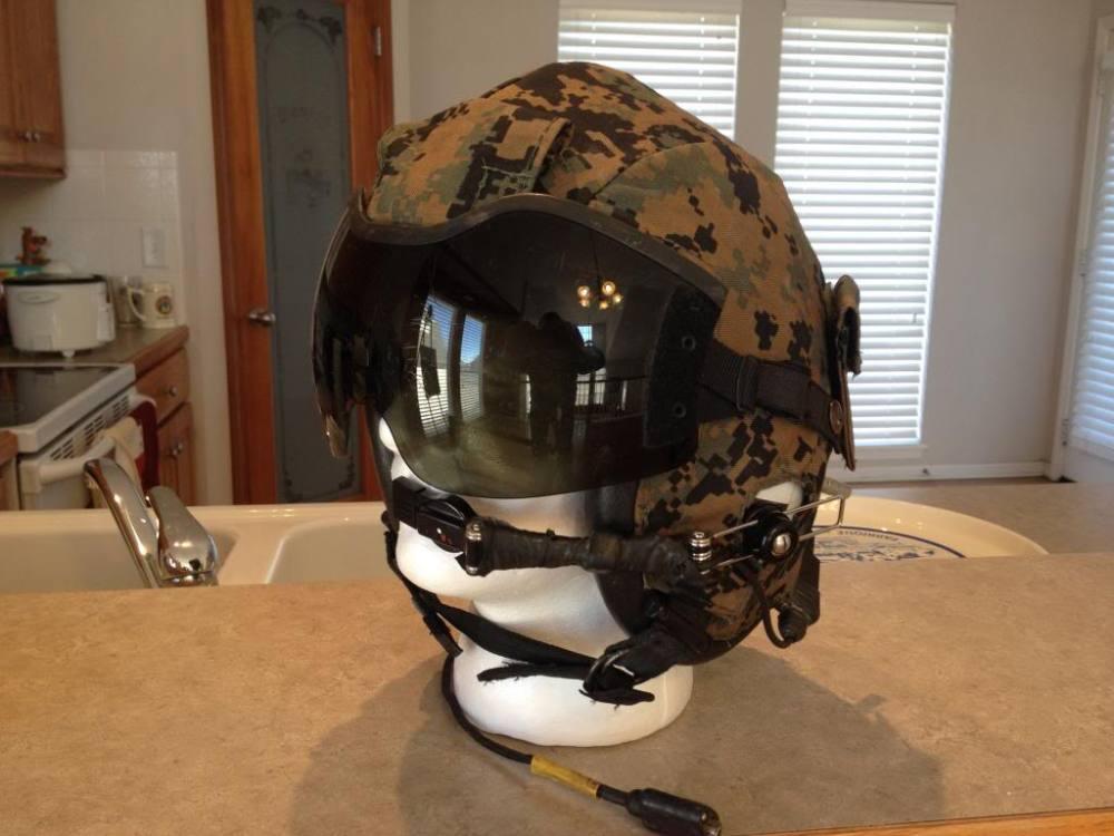 helmet us marines