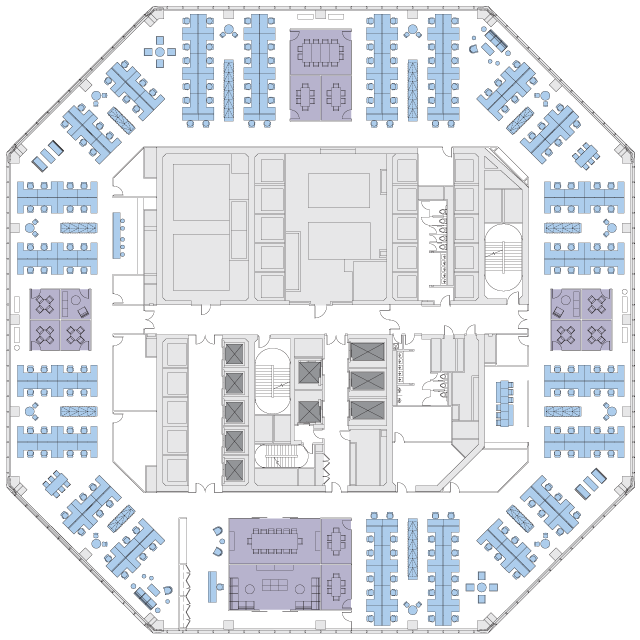 World trade center site steadily acquiring tenants for Trade show floor plan software