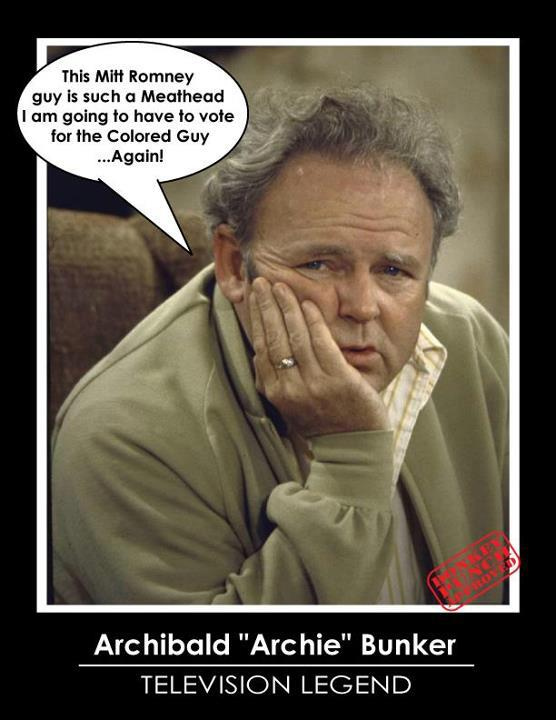 Archie Bunker The King Of Political Incorrectness Markosuns Blog