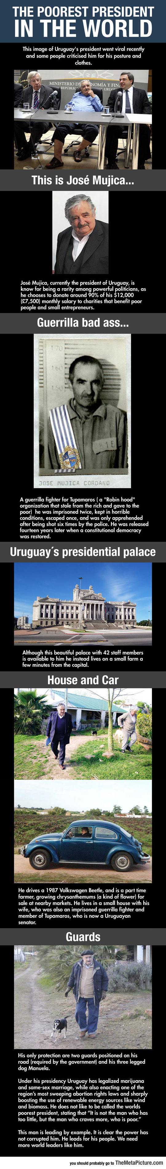 Uruguay-President-Mujica-poor-humble