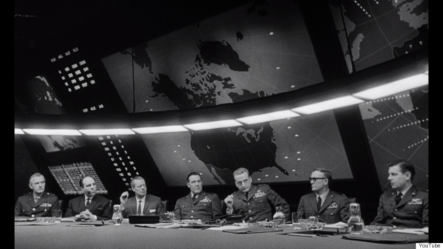 war room7 strangelove