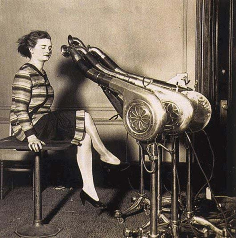 invent massive automatic hair dryer
