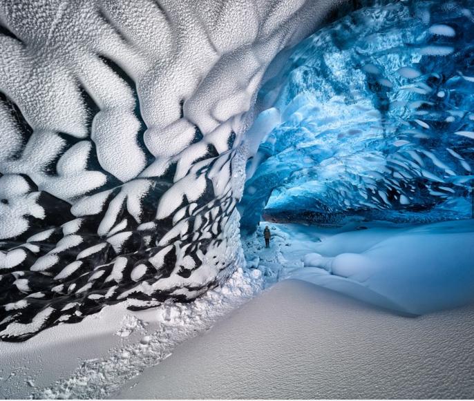 nat geo ice cave iceland