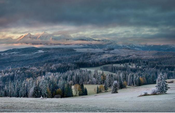 nat geo poland slovakia border