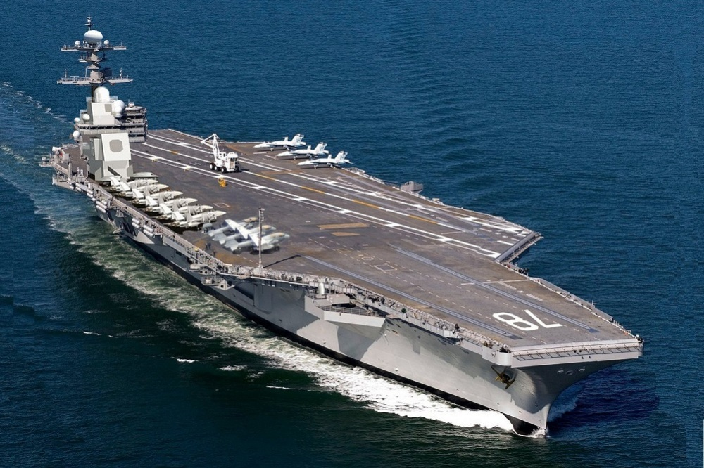 aircraft carrier uss gerald r ford ten ships planned in the gerald. Cars Review. Best American Auto & Cars Review