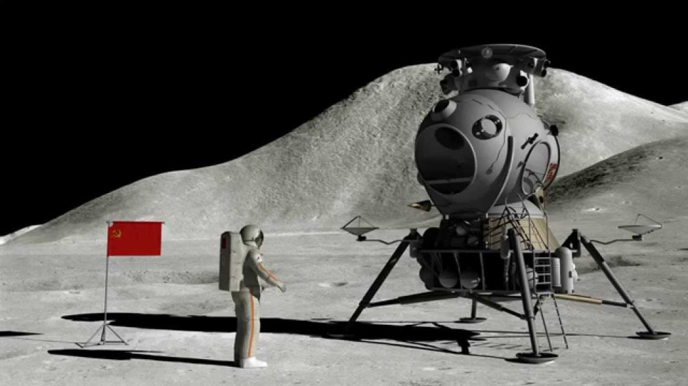 The Soviet Lunar Lander that Never Landed on the Moon ...