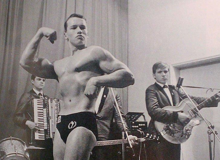 rare 1963 16 year old arnie