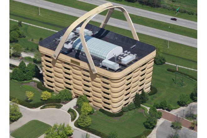 Basket1 . The Longaberger Headquarters Building ...