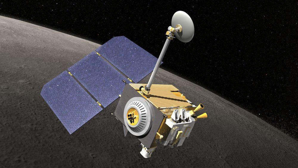earth Lunar_Reconnaissance_Orbiter_001