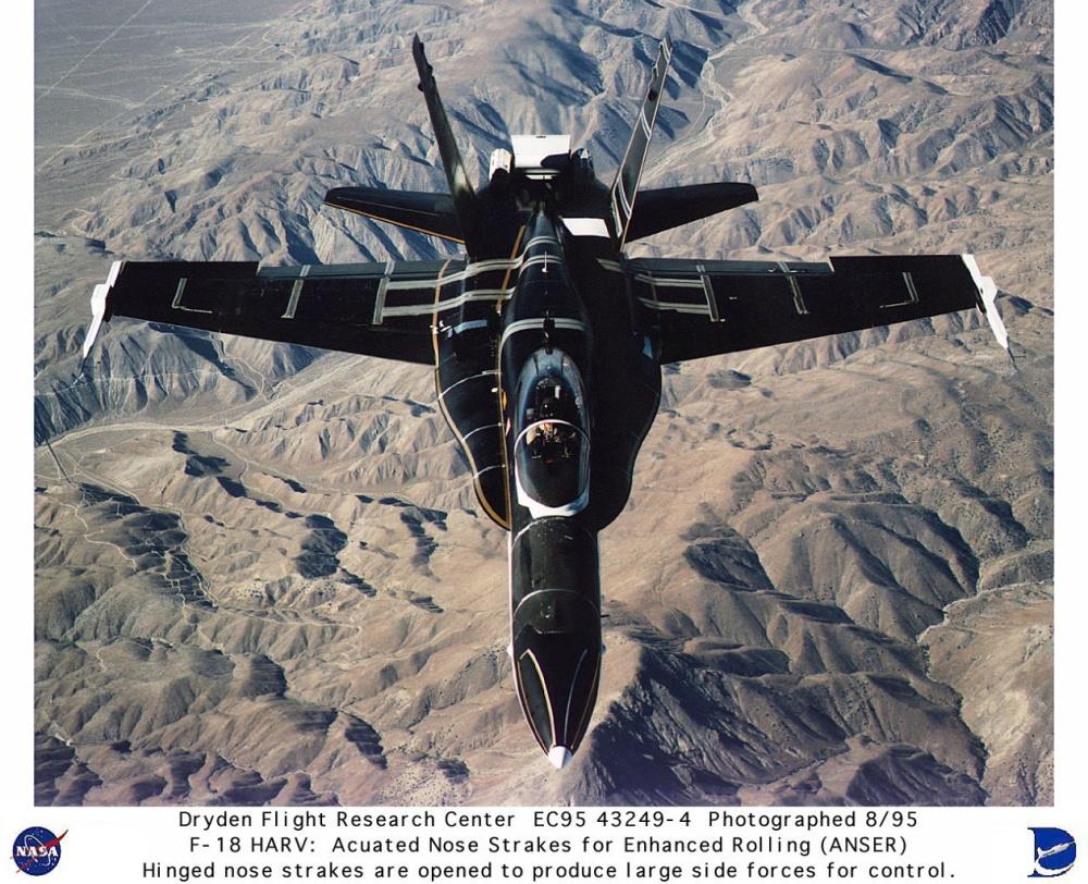 nasa f 18 pilot - photo #29