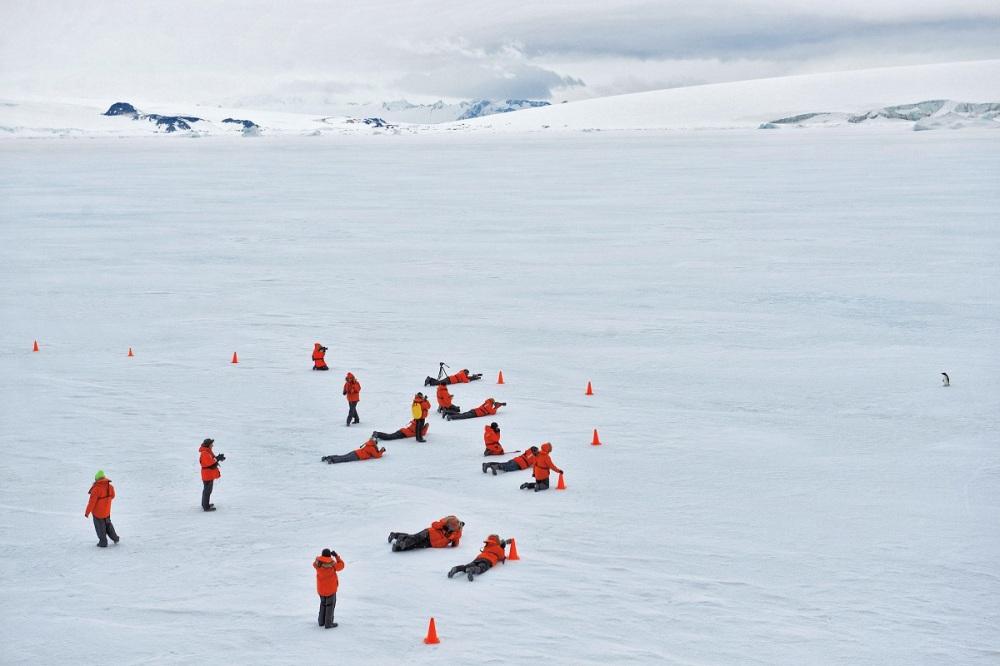 red5 antarctica next top model